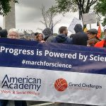 web-Rick-Barth-and-Nancy-Dickinson-MArch-with-AASWSW-March-for-Science-Banne...